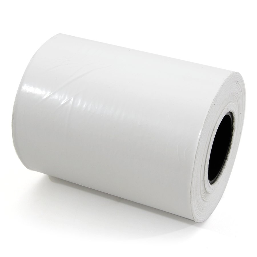 Bílá výkopová páska - délka 250 m a šířka 22 cm