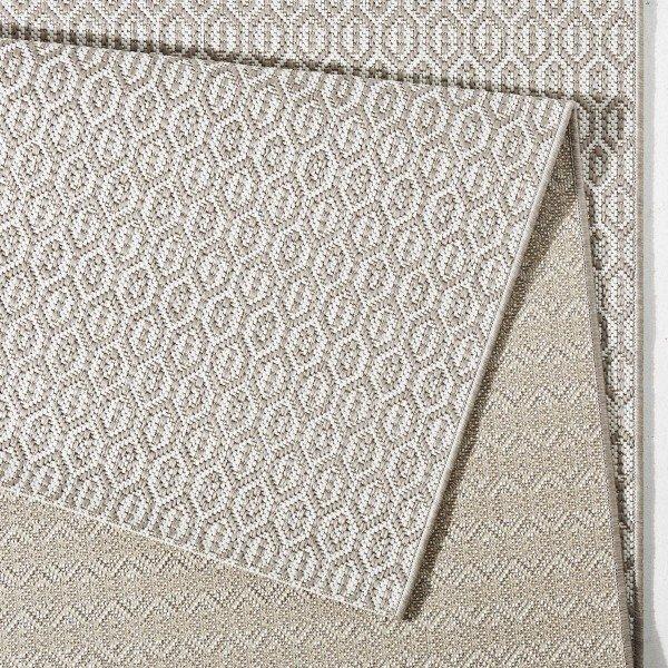 Hnědý kusový koberec Meadow - délka 230 cm a šířka 160 cm