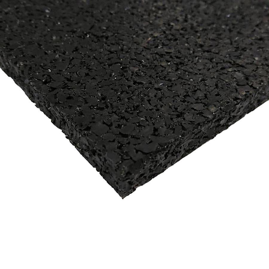Antivibrační elastická tlumící rohož (deska) z granulátu S850 - délka 200 cm, šířka 100 cm a výška 1 cm