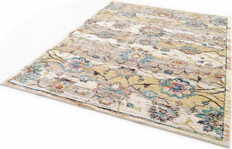Různobarevný kusový moderní koberec King Vo Da Vinci - délka 290 cm a šířka 200 cm