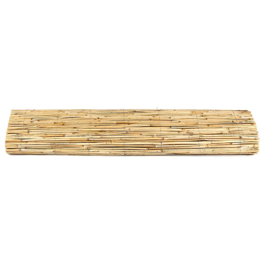 """Rákosová stínící rohož """"štípaný rákos"""" - délka 500 cm a výška 100 cm"""