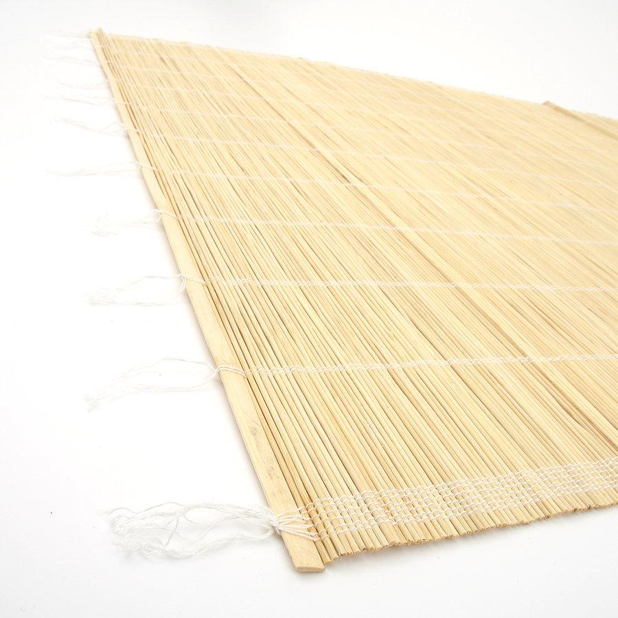 """Bambusová rohož na zeď """"štípaný bambus špejle"""" - délka 300 cm a výška 80 cm"""