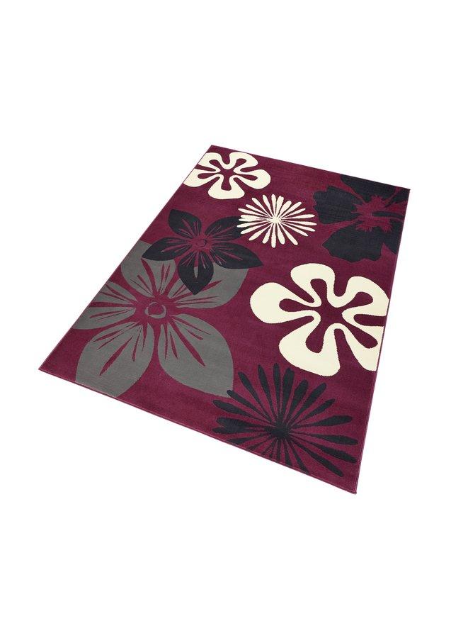 Červený kusový moderní koberec Gloria - délka 290 cm a šířka 200 cm