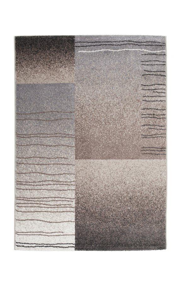 Béžový kusový koberec Copacabana - délka 170 cm a šířka 120 cm