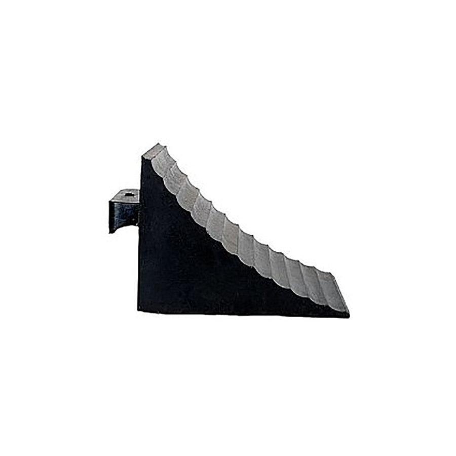 Gumový zakládací klín (pro vozidla nad 3,5 t) - délka 26 cm, šířka 16 cm a výška 19 cm