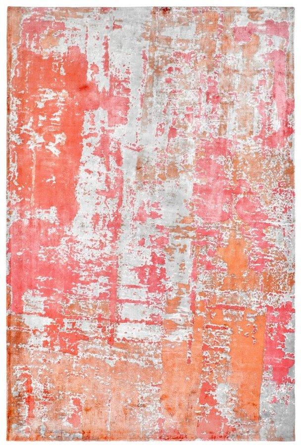 Oranžový moderní kusový koberec Taste of Obsession - délka 150 cm a šířka 80 cm