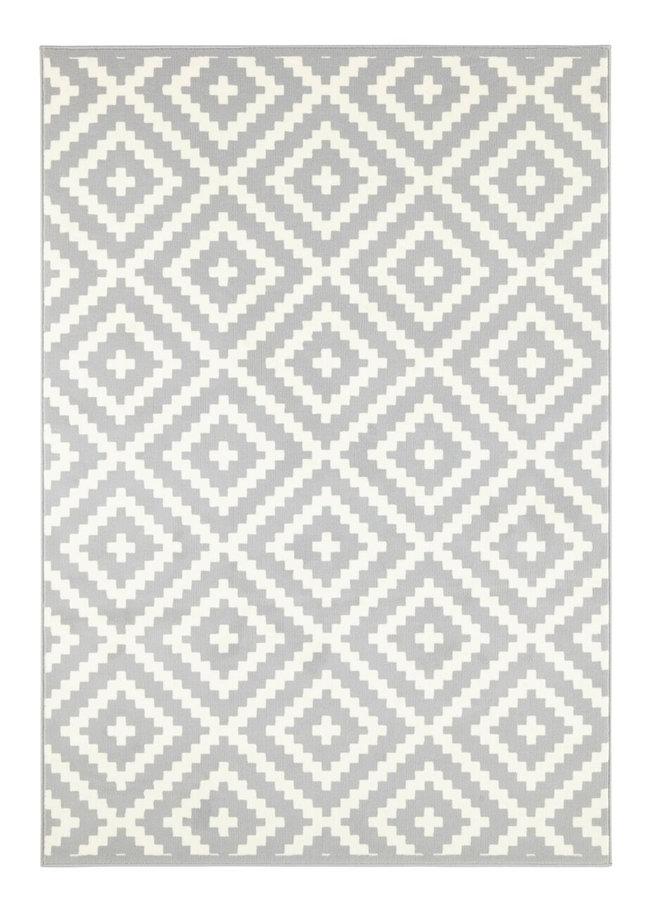 Šedý kusový koberec Celebration, Native