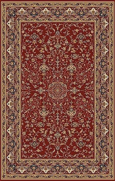 Červený orientální kusový koberec Melody - délka 400 cm a šířka 300 cm