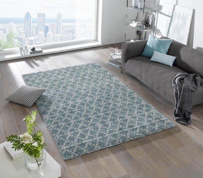 Různobarevný kusový moderní koberec Grace - délka 150 cm a šířka 80 cm