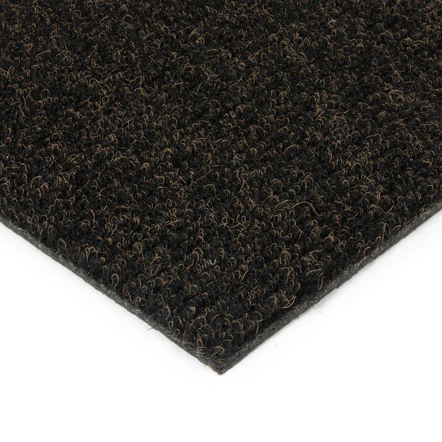 Černá kobercová vnitřní čistící zóna Catrine, FLOMAT, 02 - výška 1,35 cm