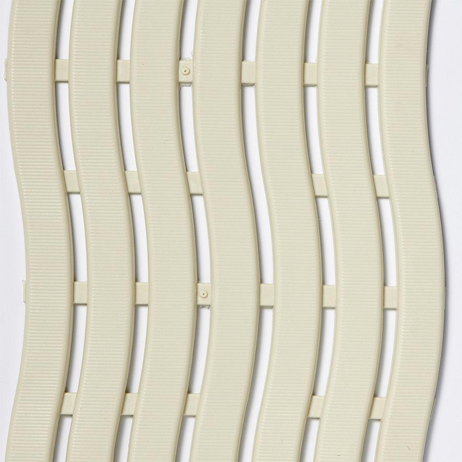 Béžová bazénová rohož Soft-Step - délka 15 m, šířka 60 cm a výška 0,9 cm