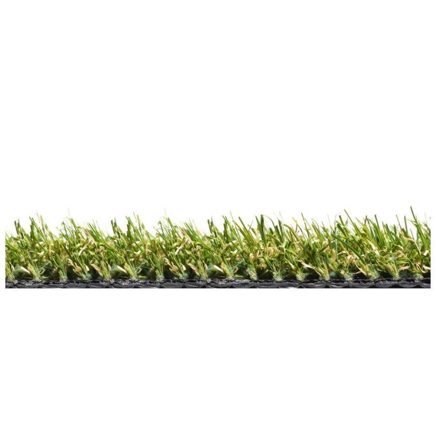 Zelený umělý trávník (metráž) FLOMA Pesaro - délka 1 cm a výška 2 cm
