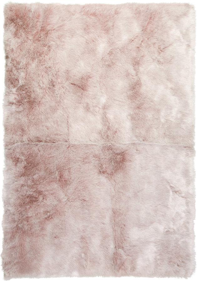 Béžový kusový koberec Samba - délka 170 cm a šířka 120 cm