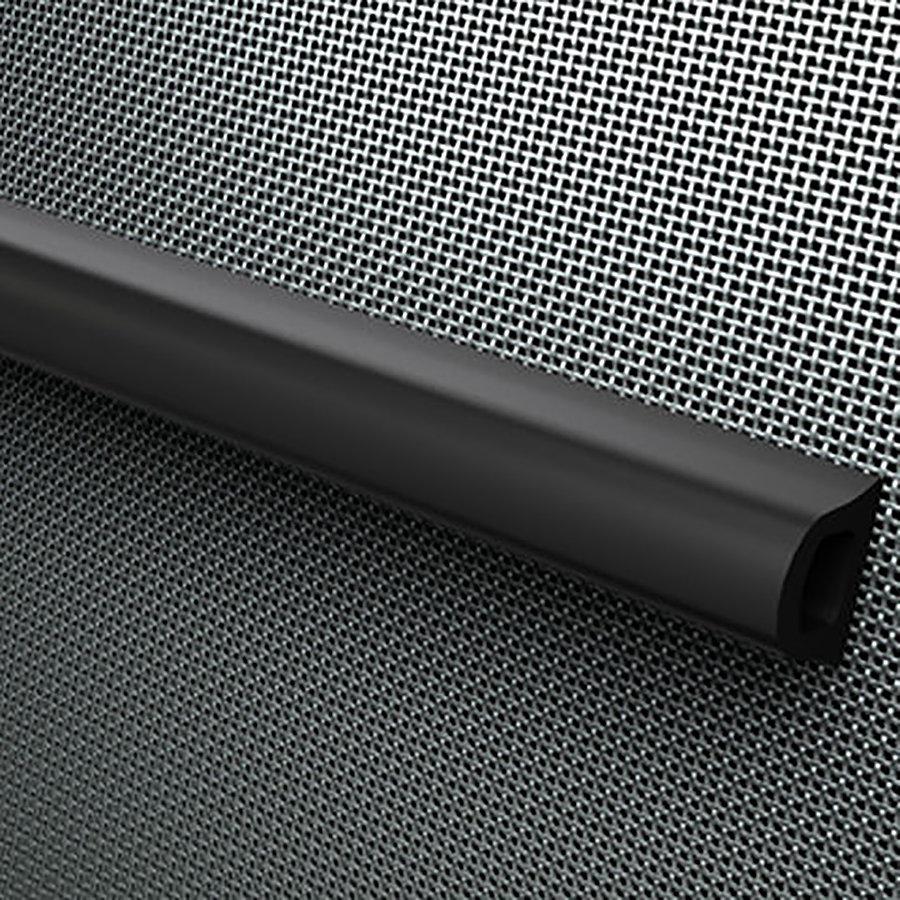 Pryžový nárazový ochranný pás (svodidlo) FLOMA - délka 300 cm, výška 10 cm a tloušťka 9 cm
