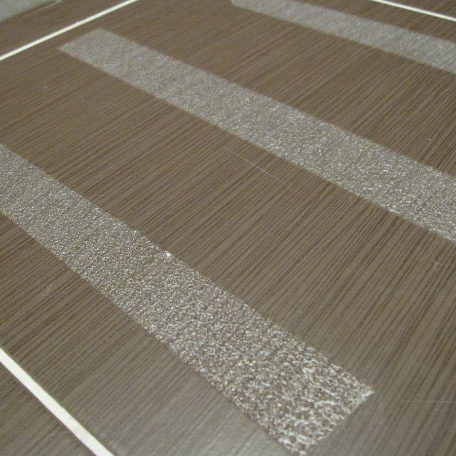 Průhledná vinylová protiskluzová podlahová páska - délka 18 m a šířka 2,5 cm