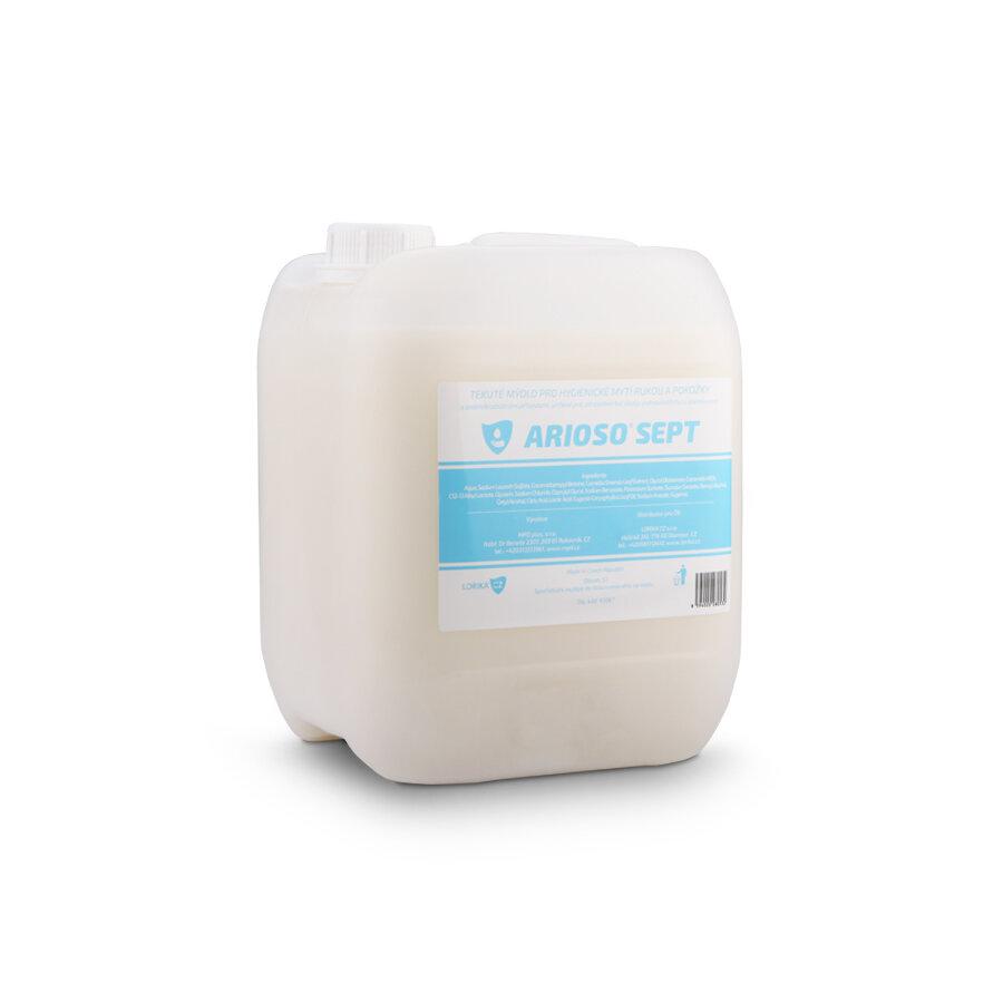 Antiseptické mýdlo - objem 5 l