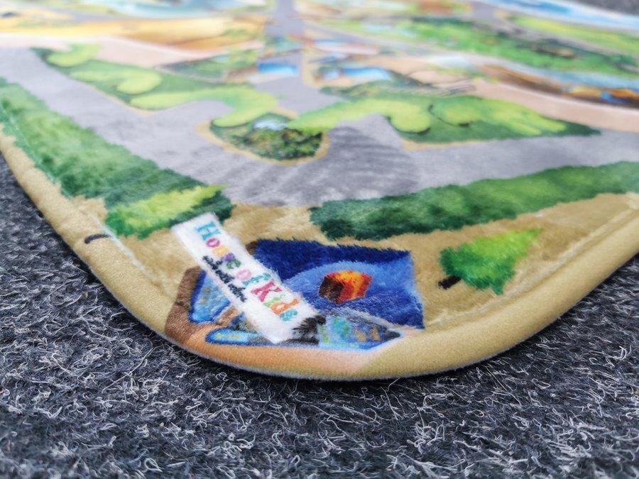 Dětský koberec Farma 2 - délka 100 cm a šířka 70 cm