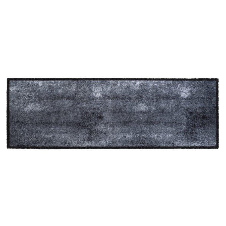 Vnitřní čistící pratelná vstupní rohož FLOMA Prestige Concrete - délka 50 cm a šířka 150 cm