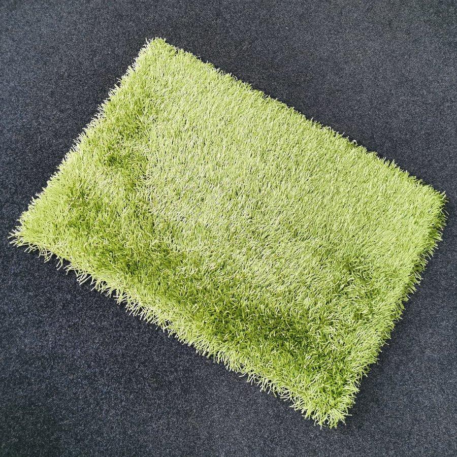Zelený kusový koberec Paradise - délka 170 cm a šířka 120 cm