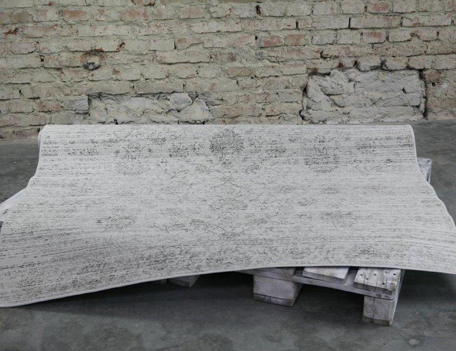 Šedý kusový moderní koberec Origins - délka 240 cm a šířka 170 cm