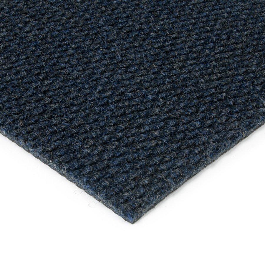 Modrá kobercová zátěžová vnitřní čistící zóna Fiona, FLOMA - výška 1,1 cm