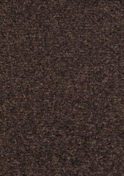Hnědý kusový koberec Nasty - délka 120 cm a šířka 67 cm