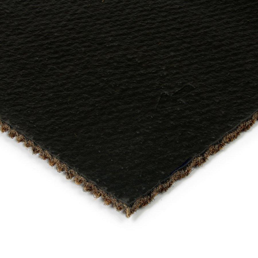 Hnědá kobercová zátěžová čistící zóna FLOMA Fiona - délka 290 cm, šířka 90 cm a výška 1,1 cm
