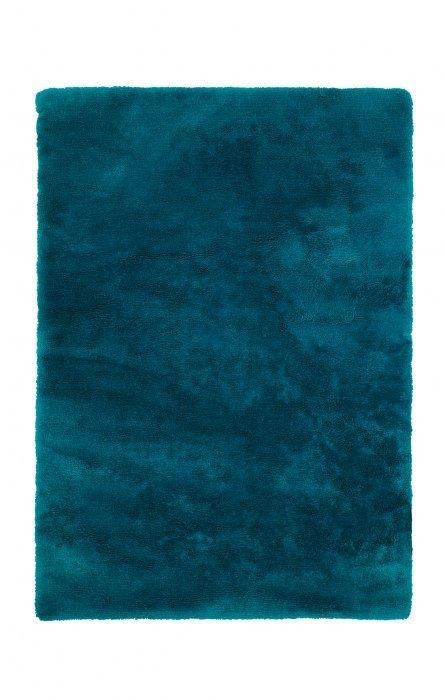 Petrolejový kusový koberec Curacao - délka 150 cm a šířka 80 cm