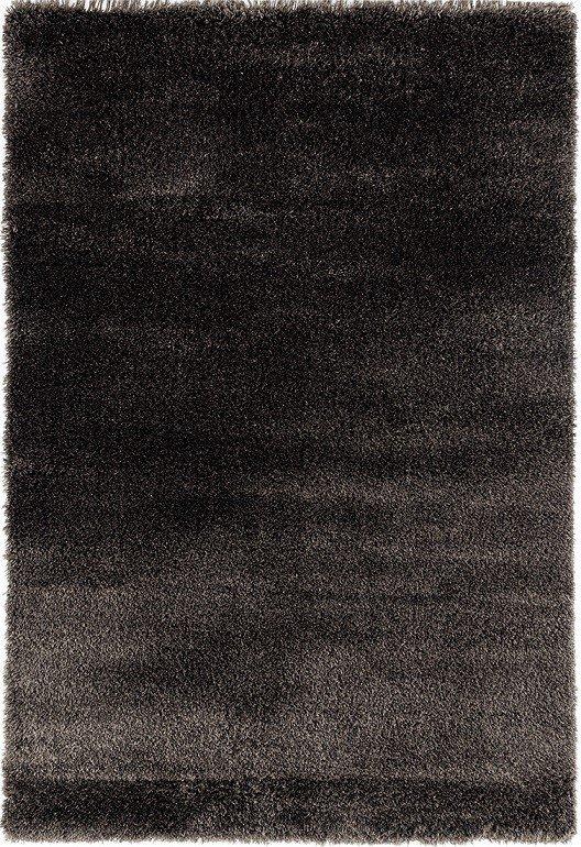 Antracitový kusový koberec Carmella - délka 230 cm a šířka 160 cm