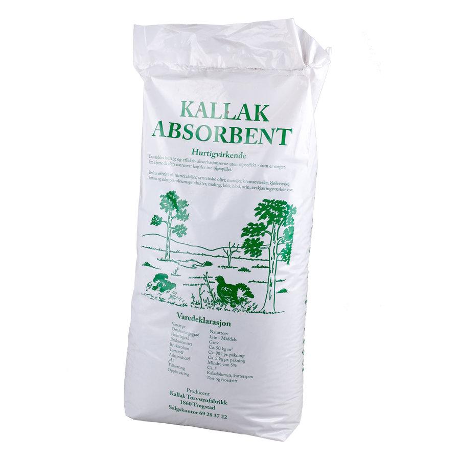 Rašelinový hydrofobní sypký sorbent - 5 kg