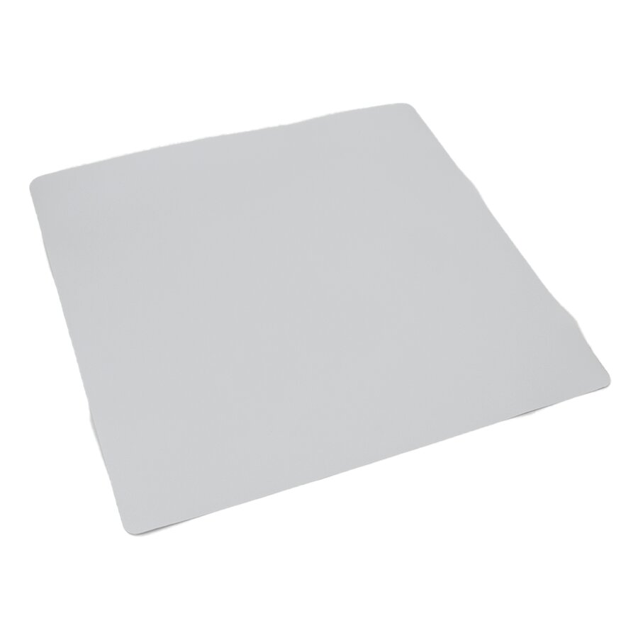 Bílá voděodolná protiskluzová podložka do sprchy FLOMA Aqua-Safe - délka 75 cm, šířka 75 cm a tloušťka 0,7 mm