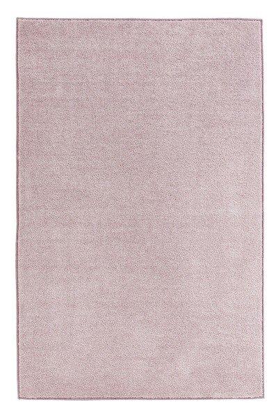 Růžový kusový koberec Pure - délka 240 cm a šířka 160 cm