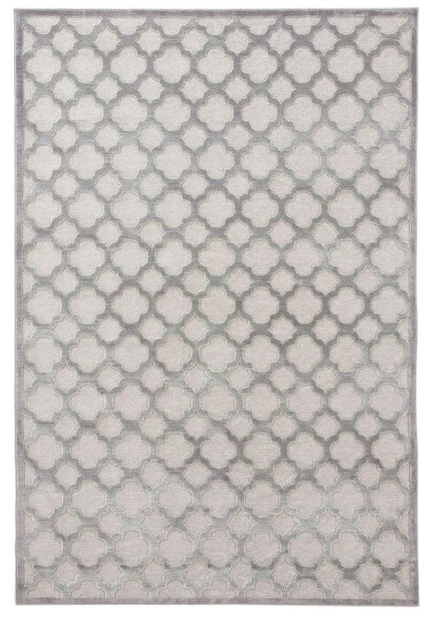Šedý moderní kusový koberec Bryon, Mint Rugs - délka 300 cm a šířka 200 cm