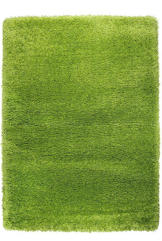 Zelený kusový koberec Fusion - délka 290 cm a šířka 200 cm