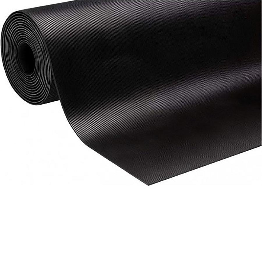 Protiskluzová průmyslová podlahová guma Thin Grooves, FLOMA - šířka 125 cm