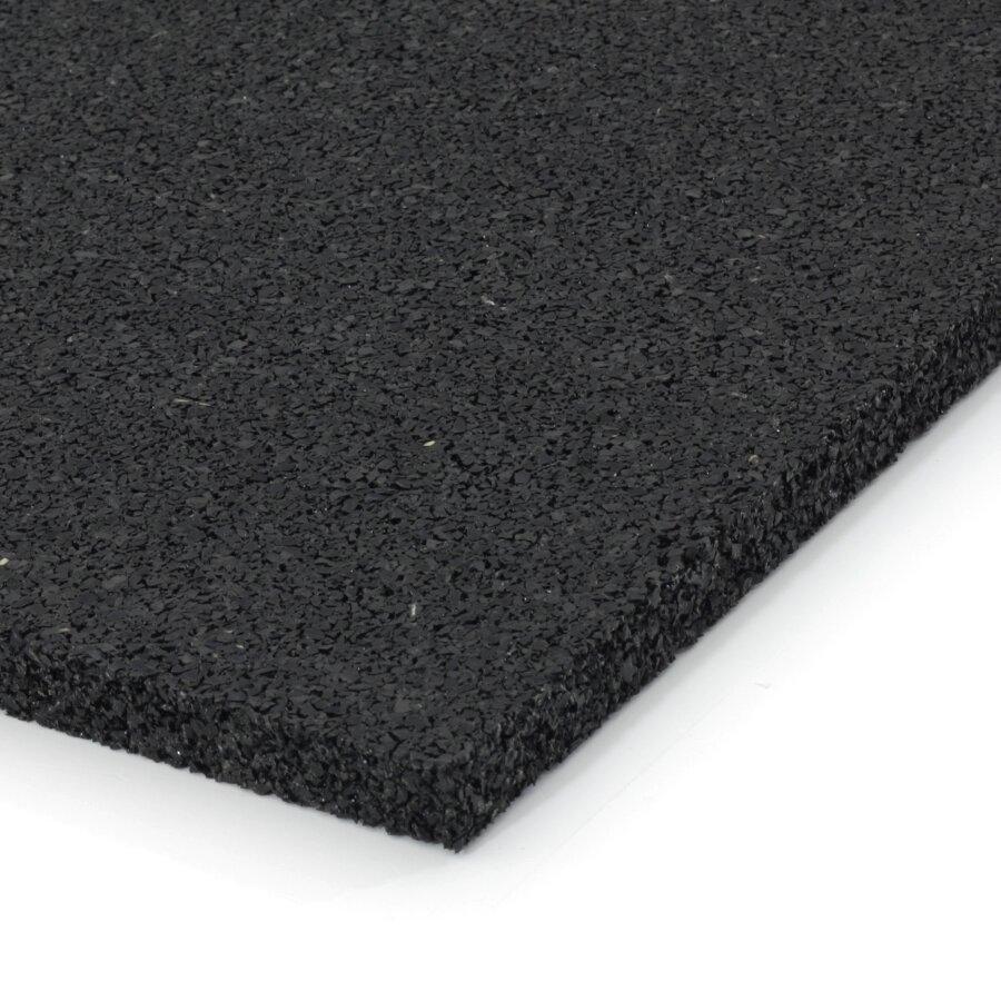 Gumová univerzální podložka FLOMA UniPad S730 - délka 60 cm, šířka 60 cm a výška 1,5 cm