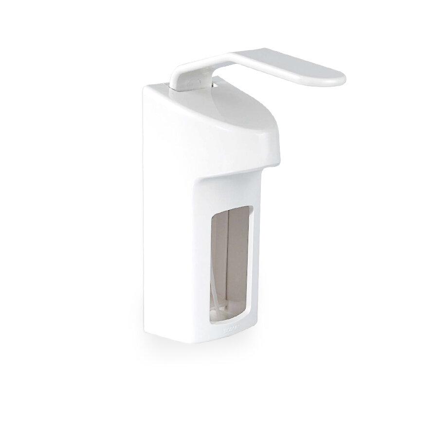 Plastový tekutý dávkovač dezinfekce / mýdla