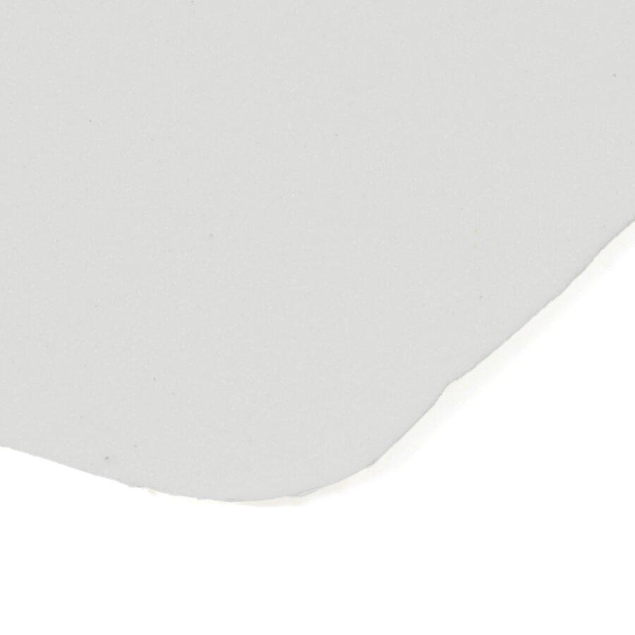 Průhledná korundová protiskluzová páska (dlaždice) FLOMA Super - délka 24 cm, šířka 24 cm a tloušťka 1 mm
