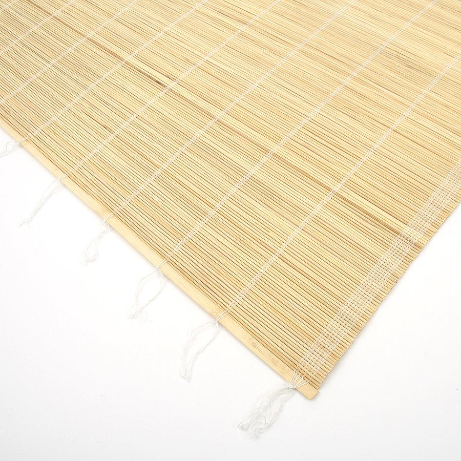 "Bambusová rohož ""štípaný bambus špejle"" na zeď - délka 300 cm"