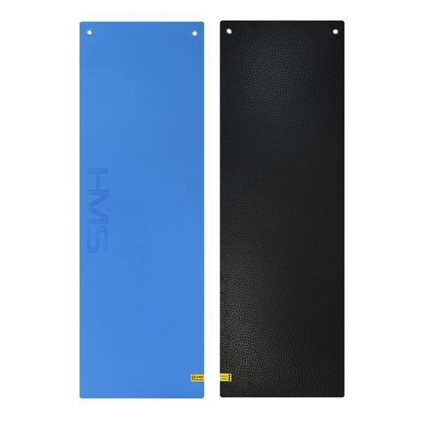 Modrá fitness podložka na cvičení MFK03 - délka 180 cm, šířka 60 cm a výška 1,5 cm