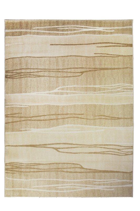 Béžový kusový koberec Living - délka 230 cm a šířka 164 cm