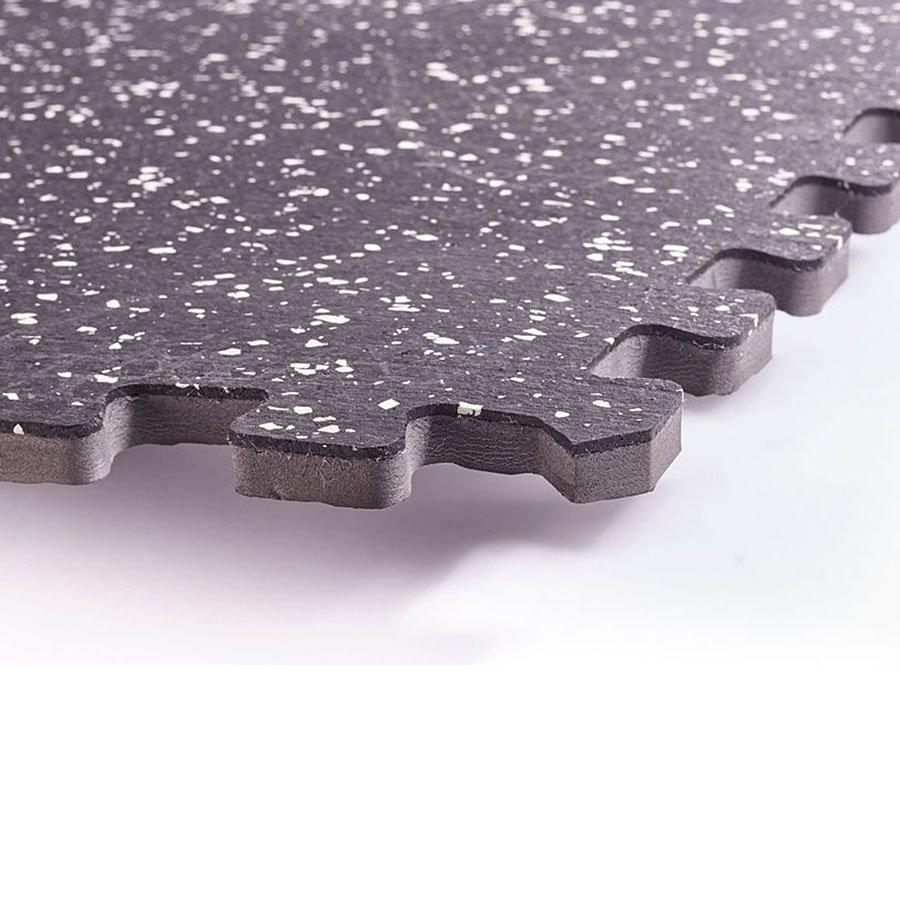 Modulární univerzální podložka - délka 122 cm, šířka 122 cm a výška 1,2 cm