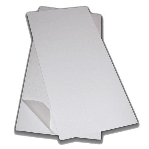 Čirá protiskluzová samolepící průhledná podložka - délka 86,4 cm a šířka 40,6 cm