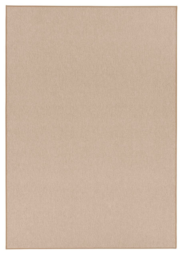 Béžový kusový koberec Casual