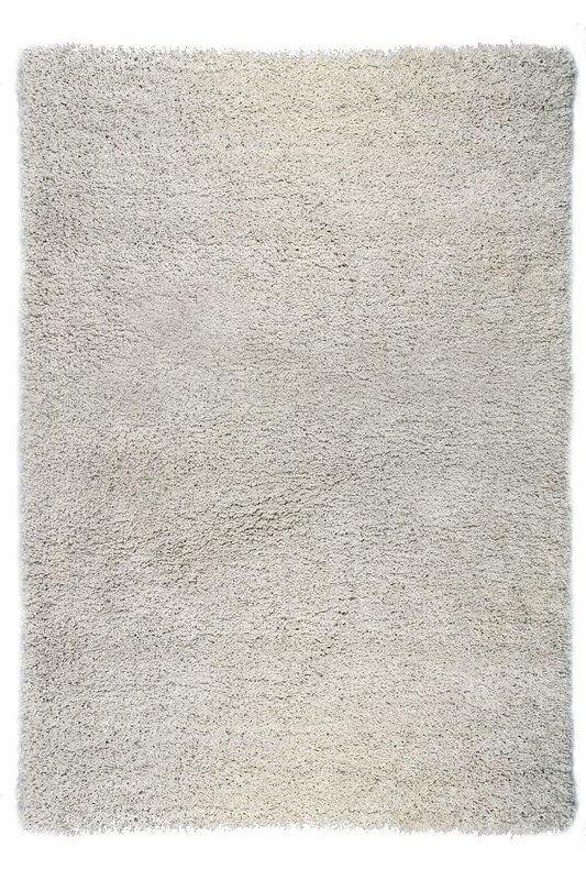 Bílý kusový koberec Fusion - délka 110 cm a šířka 60 cm