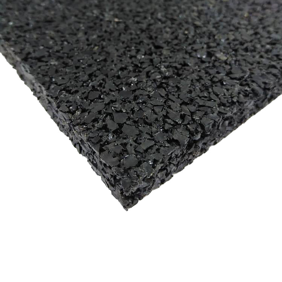Antivibrační elastická tlumící rohož (deska) z granulátu S730, FLOMA - délka 200 cm, šířka 100 cm a výška 3 cm