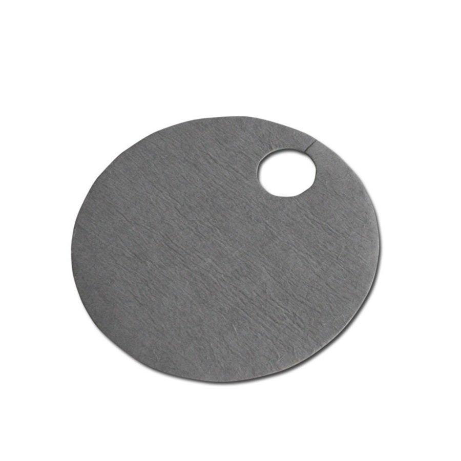 Sudová univerzální sorpční rohož - průměr 355 mm - 15 ks