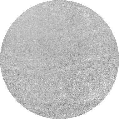 Šedý kusový kulatý koberec Fancy - průměr 200 cm