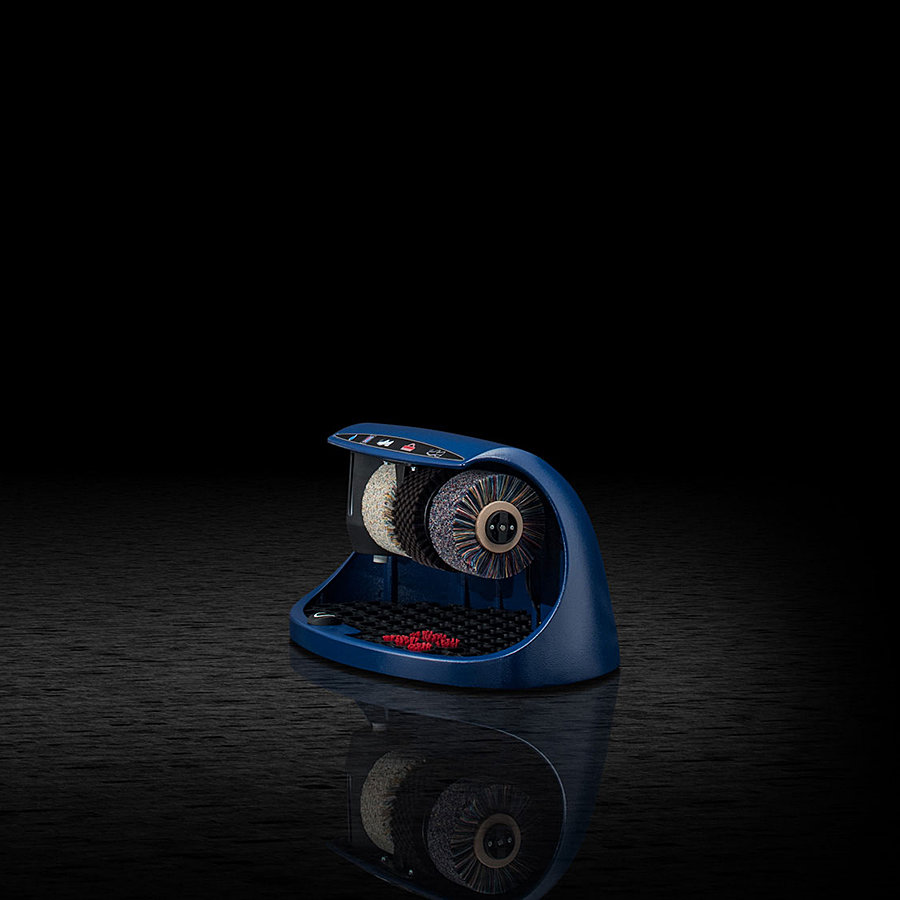 Modrý čistič bot Cosmo, Heute