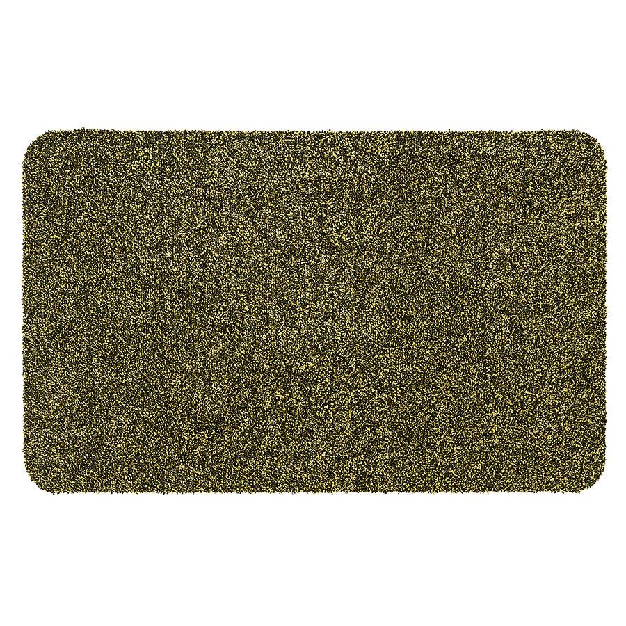 Zlatá metrážová čistící vnitřní vstupní pratelná rohož Majestic - délka 1 cm